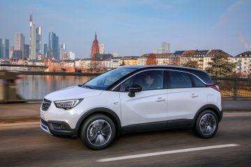 Cinque stelle per il 2017 per Euro NCAP