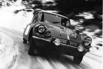DS: Vittorie Leggendarie Al Rally Di Montecarlo