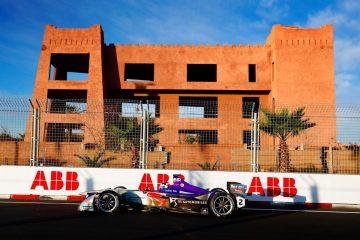 Marrakesh E-Prix 2018
