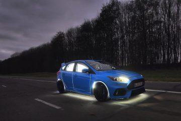 Quando il cuore batte… per una Ford Performance car