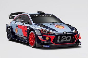 Mondiale Rally per Hyundai, quinta stagione