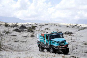 Sfida cercasi. IVECO con onore a Dakar e Africa Eco Race