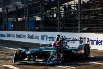 Panasonic Jaguar Racing Si Prepara All'e-Prix Di Marrakech