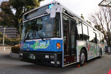 Autobus elettrici: test in Giappone con tecnologia Nissan