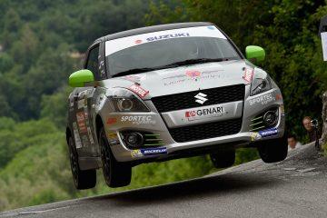 Attività sportiva 2018 – Suzuki Rally Cup e Rally Trophy