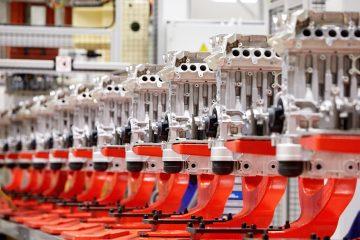 Stabilimento Volvo per i Motori a impatto zero su clima