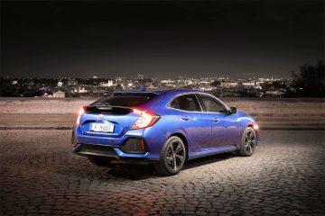 Nuovi motori per Honda Civic e Jazz