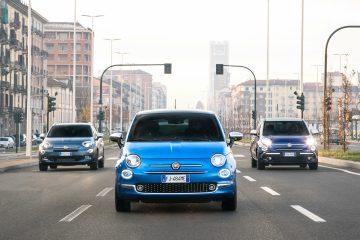 Gamma Mirror su famiglia Fiat 500