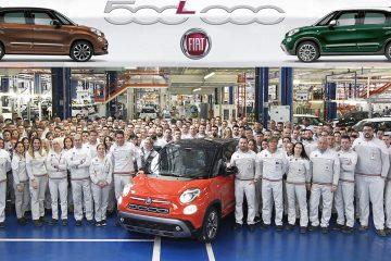 Fiat 500 superato traguardo 500.000