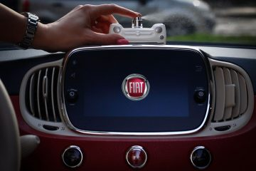 Nasce la prima fragranza Fiat 500, per lui e per lei