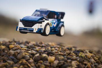 Insieme Ford e LEGO per vittoria Fiesta WRC 2017