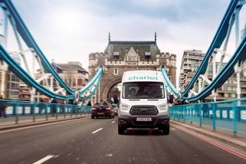 Chariot by Ford Navetta collettiva a Londra
