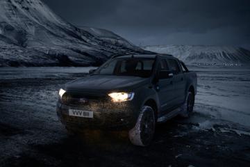 Black Edition per il Ford Ranger e il buio non fa più paura