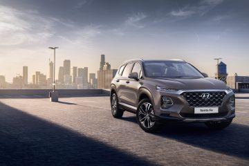 Foto in anteprima per Nuova Hyundai Santa Fe