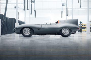Riparte Produzione Leggendaria Jaguar D-Type Da Corsa