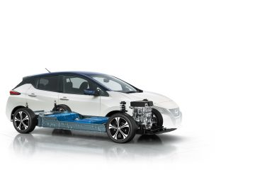 Elettrica e Sicura: Nissan LEAF tocca le 5 stelle