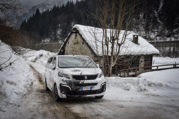 Traveller Peugeot, E Lo Shuttle Diventa Integrale