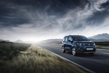 Arriva  il Nuovo Multispazio Peugeot, Ecco Rifter