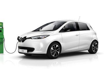 Ricariche rapide Gruppo Renault in Progetto E-VIA-FLEX
