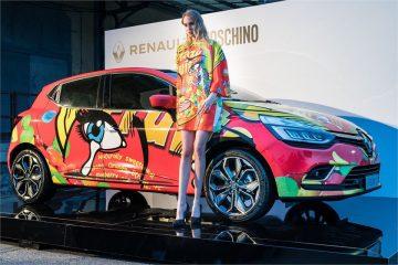 Clio mette insieme Renault e Moschino