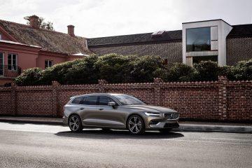 Volvo presenta la nuova V60 station wagon