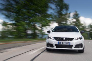 Nuova Peugeot 308, la prova dell'8