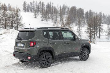 Nuova Jeep Renegade Model Year 2018