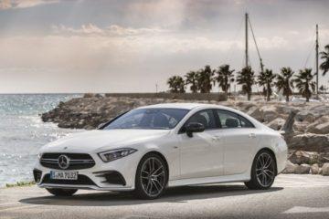 Una Mercedes chiamata CLS, Un Desiderio su 4 ruote