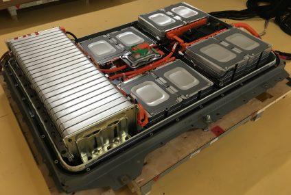 Riciclo batterie auto elettriche: accordo Nissan Sumitomo