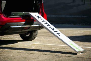 """Nissan X-Trail Trainer a """"Quattrozampe in Fiera"""" a Roma"""