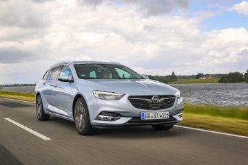 Pratiche e bellissime: 60 anni di wagon Opel
