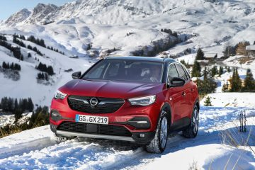 IntelliGrip: Opel Grandland X at-trazione totale