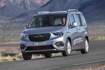 Sfida di Opel nel multispazio con Combo Life
