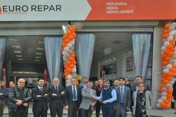 Euro Repar Car Marchio Mondiale Psa Apre In Turchia