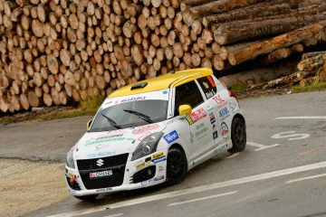 Al Via La Quinta Stagione del Suzuki Rally trophy