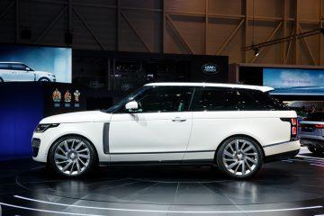 Jaguar Land Rover al Salone di Ginevra 2018