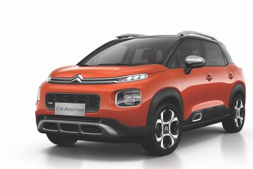 Cresce ancora Citroën in Cina e presenta C4 Aircross