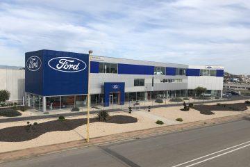 Ford presenta a Cagliari il nuovo FordStore Autovamm