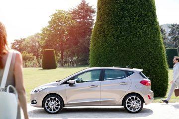 Fiesta cresce e matura, una Ford a 360 gradi