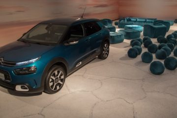Citroën e Bertone alla Milano Design Week