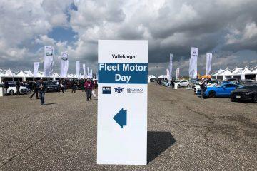 Fleet Motor Day, grande successo a Vallelunga