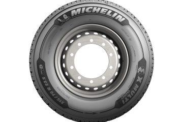 Michelin X® Multitm Energy, Pneumatico a basso consumo