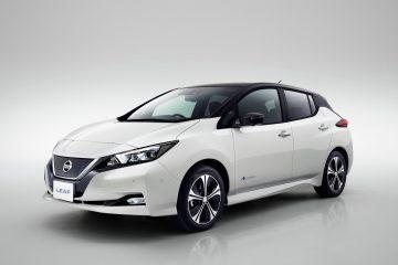 Nissan: tre veicoli elettrici all'Auto China 2018