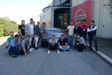 Nissan a 360 gradi, dalla scuola al mondo del lavoro