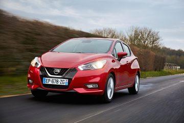 Anno fiscale 2017 in crescita per Nissan Italia