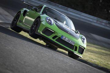 La nuova Porsche 911 GT3 RS