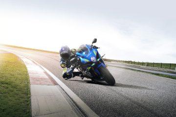 Suzuki GSX-R 2018: arriva la nuova colorazione blu MotoGP