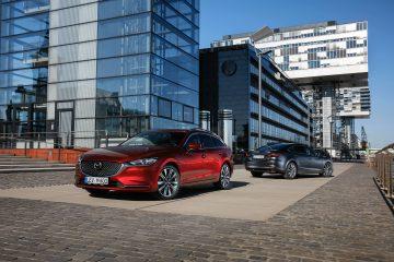 Mazda 6 ancora più bella e funzionale