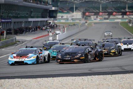 Alcantara partner di Lamborghini Squadra Corse