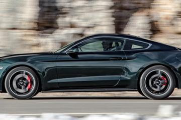 Mustang Bullitt: in Italia la Ford per pochi